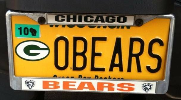 PackerPlateGoBears
